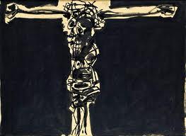 Saura Crucifixion