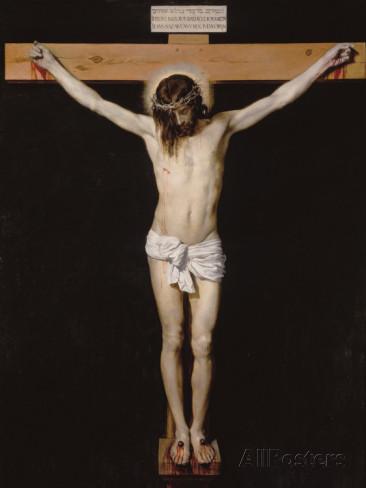 Velazquez Crucifixion