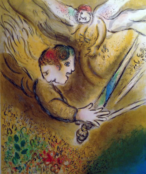 Marc_Chagall_Angel_of_Judgement_1974